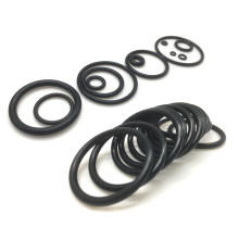 Factory Wholesale Complete Size Black 70 Shore Cheap Rubber NBR O-Ring Seal, waterproof oil resistant o ring NBR