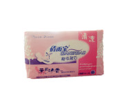 Super Absorbent Sanitary Napkins with Jasmine Fragrance