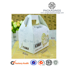 Hot Sale Paper Donut Food Packaging Box