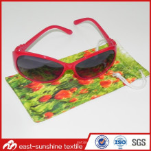 Wuxi East Sunshine Microfiber Drawstring Pouch for Eyewear