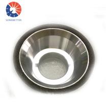 China factory Resin bonded 7 inch 11V9 bowl shape diamond CBN grinding wheel
