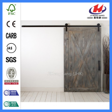 *JHK-SK08 MDF Soundproof Interior Sliding Barn Doors Barn Door Sliding Door Sliding Barn Door Designs