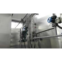 Eierpulver Produktionslinie