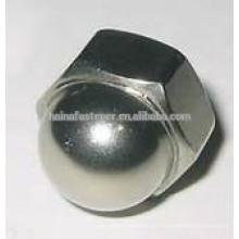Porca de aço inoxidável 304