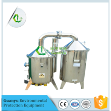 High Effect Electric Power Distillation
