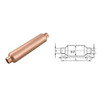 Copper Filter Drier for Refrigeration / ACR