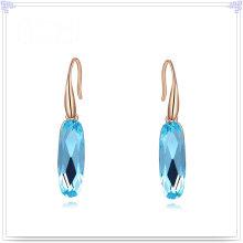 Kristallschmucksache-Art- und Weisezusatz-Legierungs-Ohrring (AE249)