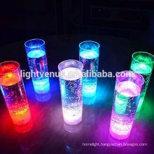 450ML LED long Drink Flashing Glass