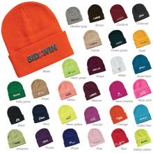 Anunciando 12inch malha Beanie / chapéus