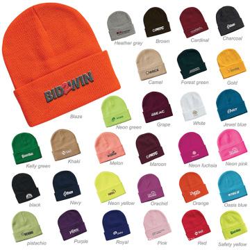 Werbung 12 Zoll Knit Beanie / Hüte