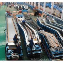 Эскалатор VVVF с энергосбережением для торгового центра, коммерческий эскалатор