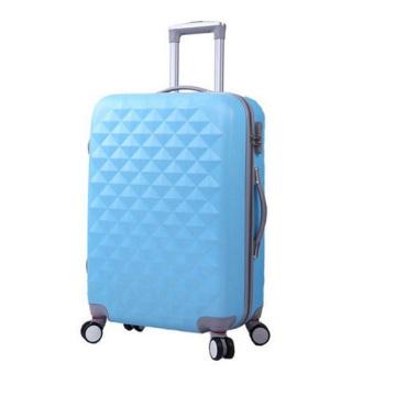 АБС пластик Hardside путешествия багажа вагонетки