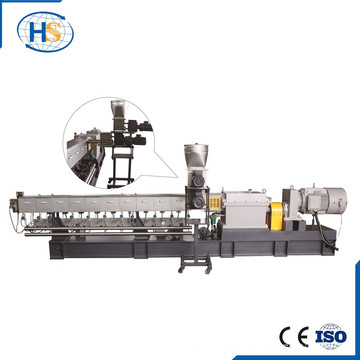Carbon Black Two Stage Extruder Pelletizing for Filling Masterbatch