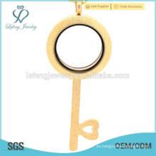 Venta al por mayor moda 25mm o colgantes afiligranados personalizados locket cajón