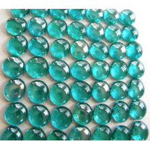 Цветные круглые стеклянные шарики для домашнего декора