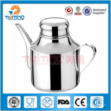 multi size long spout stainless steel oil pot