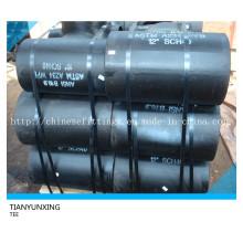 ANSI B16.9 Sch40 A234 Accesorios de acero sin soldadura