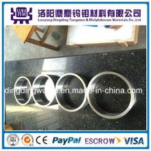 Crisoles de alta pureza 99.95% molibdeno anillo /Mo de venta caliente con precio competitivo