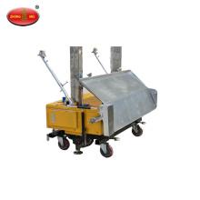 Máquina de reboco de renderização de parede elétrica automática tupo