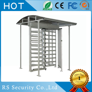 ESD Customized Supermarket Full Height Turnstile