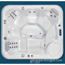 Massage Whirlpool SPA for 5 Persons Outdoor Spas Hot Tubs Hot Tubs Outdoor Used