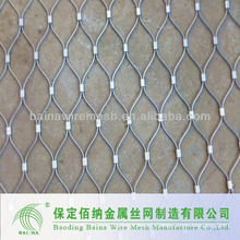 Advanced Technology Wire Rope Ferrule mesh Manufacture