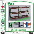 Heavy Duty Wire Span Rack para Warehouse