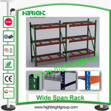 Heavy Duty Wire Span Rack para Warehouse