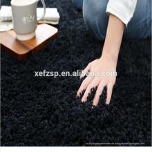 100% Polyester waschbarer Badezimmerteppich und Matte Fliesen