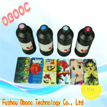 Fast Delivery Time UV Curable Ink For Plastic Printing