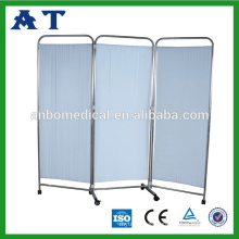 Movable Three Sections Hospital screen