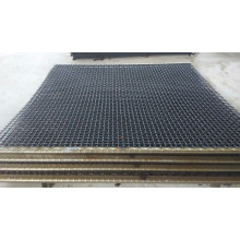 High Carbon Steel Telas Onduladas-Crimped Wire Mesh