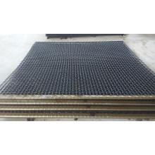 Treillis métallique ondulé à haute teneur en carbone Telas Onduladas