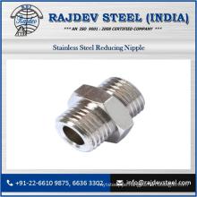 Stainless Steel High Pressure Fittings Reducing Nipples for Sale