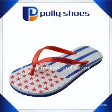 Schöne Flip Flops Sandalen Tanga Hausschuhe flache USA weiche Schuhe