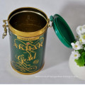 Hotsale Food Round Tea Tin Box