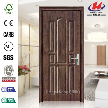 JHK-W Philippines Puertas De Pvc  Partition Walls Interior Door