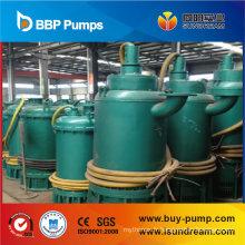 Bqw / Bqs pompe à eau d'égout de moteur électrique ignifuge pour l'exploitation minière