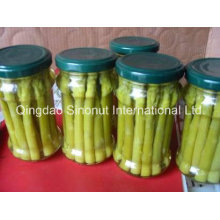 430g Easy Open Lid Canned Green Asparagus Spear
