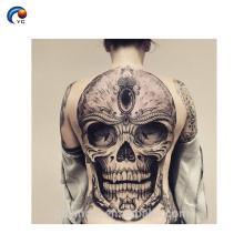 Corpo Voltar Intim Etiqueta Do Tatuagem Aplicar para Masculino e Feminino, moda e beleza adesivo de tatuagem de pele