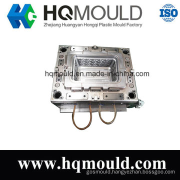 Good Quality Plastic Basket Injection Tool Storage Box Mould