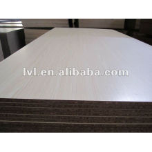 1220*2440mm high quality mdf with melamine finish