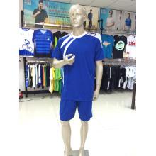 2016 Kundenspezifische Druck-Fußball-Jersey-T-Shirt Anzug-Uniform