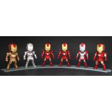 3D personnalisé intégré à l'action Figure Doll Kids Educational Plastic Toys