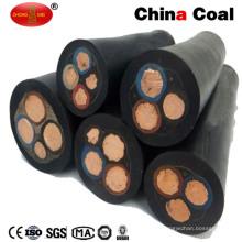 Fil de mine de cuivre pourpre de qualité minière