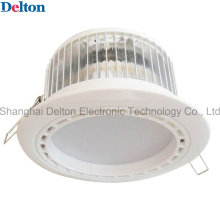 7W Dimmable redonda LED Down luz (DT-TD-006)