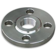 Forged flange threaded flange
