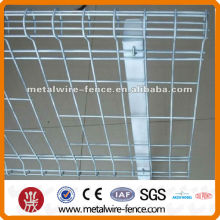 Q195 welded double-lap fence