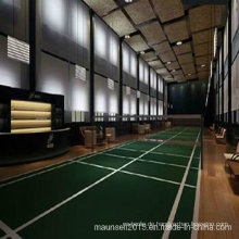 Indoor / Outdoor Plastic Sports Bodenbelag für Badminton Court