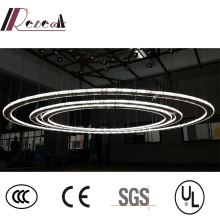Lámpara de proyección K9 Crystal Chanderlier Pendant Light
